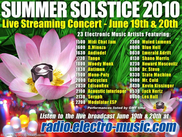Summer Solstice 2010